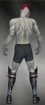 Demonhorn Boots M gray back