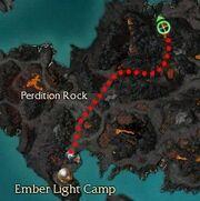 Volcanic Rock map