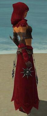 Dervish Elite Sunspear Armor F dyed side