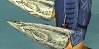 Arrowblade Daggers