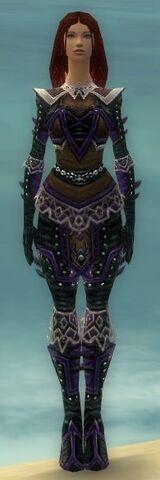 File:Ranger Elite Kurzick Armor F dyed front.jpg