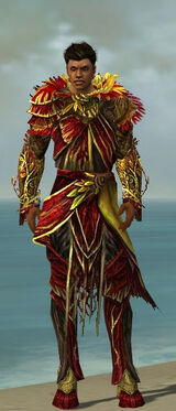 Disciple of Melandru M body front
