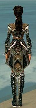 Ranger Kurzick Armor F gray back