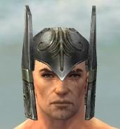 File:Warrior Elite Gladiator Armor M gray head front.jpg