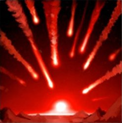 Hi-res-Meteor Shower