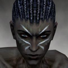 File:Necromancer Istani Armor M gray head front.jpg