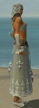 Dervish Vabbian Armor F gray side