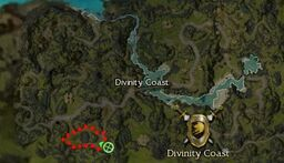 Divinity Coast (explorable) map