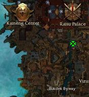 Afflicted Guardsman Chun map
