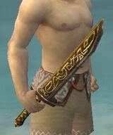 Lesser Etched Sword