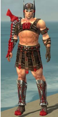 File:Warrior Elite Gladiator Armor M dyed front.jpg