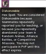 Dishonorable