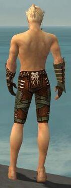 Ranger Krytan Armor M gray arms legs back