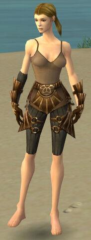 File:Ranger Sunspear Armor F gray arms legs front.jpg
