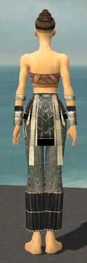 Monk Elite Sunspear Armor F gray arms legs back