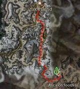 Artisan Rudger map
