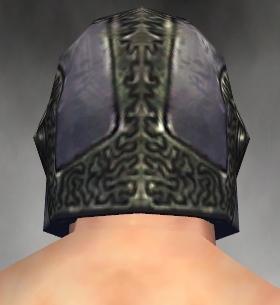 File:Warrior Platemail Armor M gray head back.jpg