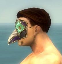 File:Mesmer Elite Luxon Armor M dyed head left.jpg