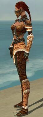 Ranger Vabbian Armor F gray side