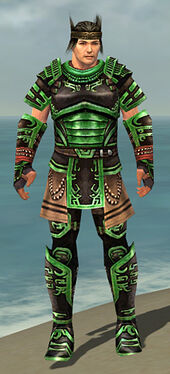 Warrior Ancient Armor M nohelmet