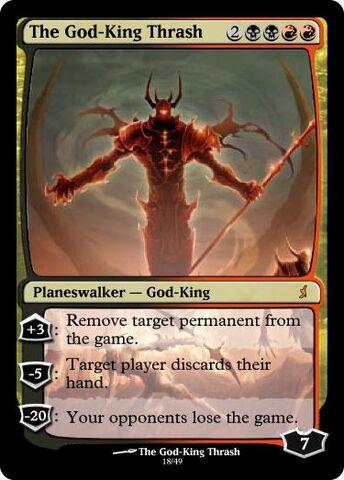 File:Giga's The God-King Thrash Magic Card.jpg