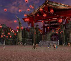 Shing Jea Monastery (Dragon Festival 2007)