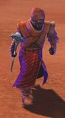 Corsair Commander (Monk)