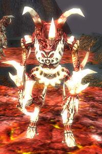 Flame Cursed Sentinel