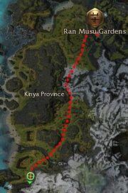 Xuwei Diyi Map
