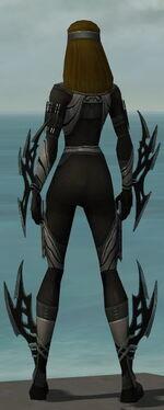 Assassin Vabbian Armor F gray back