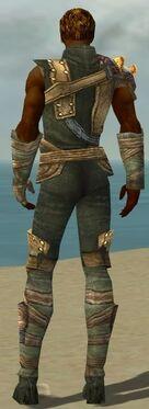 Ranger Tyrian Armor M gray back