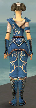 Monk Shing Jea Armor F dyed back