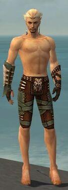 Ranger Krytan Armor M gray arms legs front