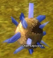 Charr Explosive