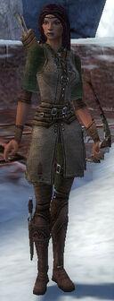 Shining Blade Scout Ryder