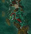 Reefclaw Ragebound Location