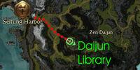 Daijun Library Path