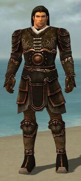 Warrior Shing Jea Armor M nohelmet