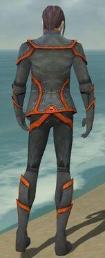 Elementalist Ascalon Armor M dyed back