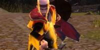 Cho Wei the Skull Axe
