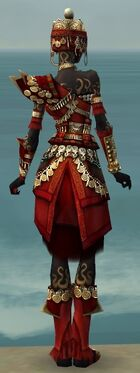 Ritualist Elite Imperial Armor F dyed back