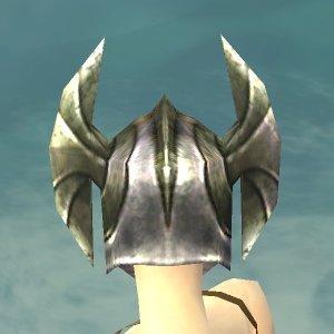 File:Warrior Templar Armor F gray head back.jpg