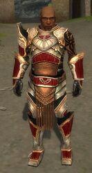 Goren Primeval armor front