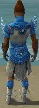 Paragon Monument Armor M dyed back