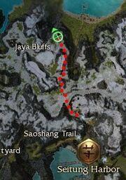 Morokam Map