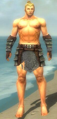 File:Warrior Krytan Armor M gray arms legs front.jpg
