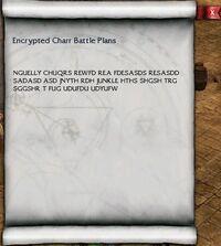 Charr Battle Plans