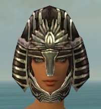 File:Warrior Ancient Armor F gray head front.jpg