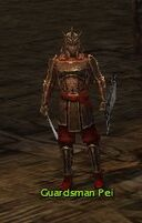 Guardsman Pei