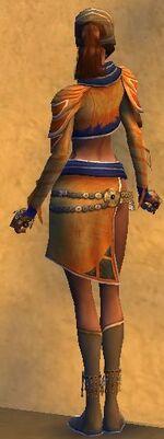 Xandra Armor Luxon Back